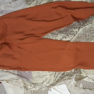 Leith Viscose Pants with belt new from nordstroms